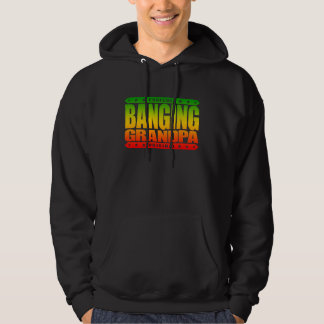 BANGING GRANDPA - I'm Still Rocking Savage Stemina Hoodie