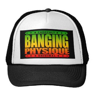 BANGING PHYSIQUE - Hard Body Like Savage Greek God Trucker Hat