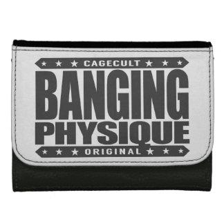 BANGING PHYSIQUE - Hard Body Like Savage Greek God Women's Wallet