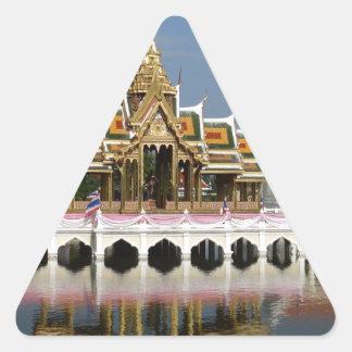 Bangkok (8).JPG Pegatina Triangular