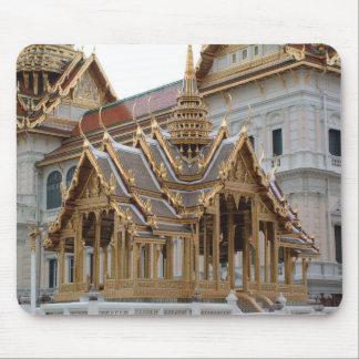 Bangkok en el palacio tapete de raton
