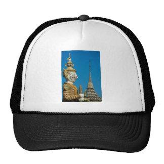 Bangkok Guardian Statue Trucker Hat