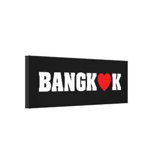 BANGKOK LOVE CANVAS PRINT