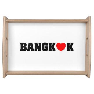 BANGKOK LOVE SERVING TRAYS