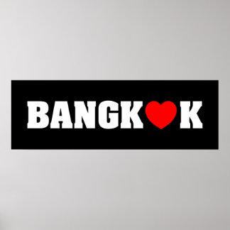 BANGKOK LOVE POSTER
