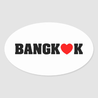 BANGKOK LOVE STICKERS