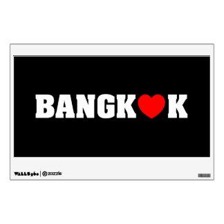 BANGKOK LOVE WALL DECAL