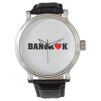 BANGKOK LOVE WRIST WATCHES
