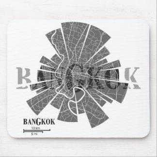 Bangkok Map Mousepad