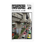 Bangkok Metropolis - Concrete Jungle Postage