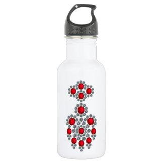 Bangkok Rubies Stainless Steel Water Bottle