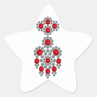Bangkok Rubies Star Sticker
