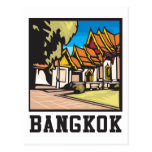 Bangkok Tailandia Tarjeta Postal