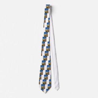 Bangkok temple thailand tie