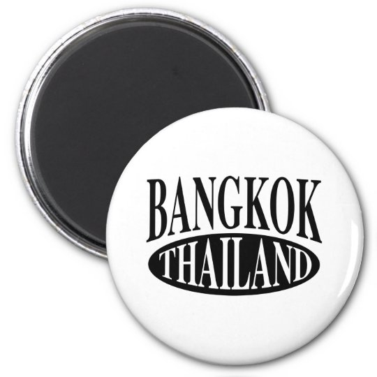 Bangkok Thailand Magnet