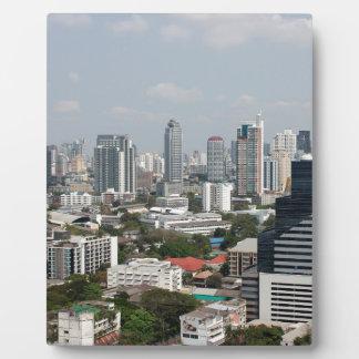 Bangkok, Thailand. Photo Plaque