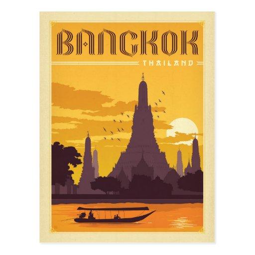 Bangkok, Thailand Postcard
