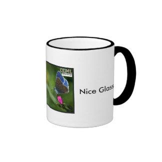 Bangla Nice Glass Ringer Mug