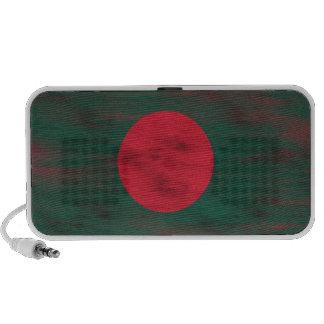 Bangladesh apenó la bandera de Bangladesh Mini Altavoces