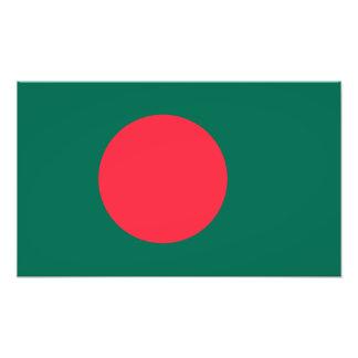 Bangladesh – Bangladeshi Flag Photo Print