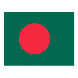 Bangladesh – Bangladeshi Flag Postcard