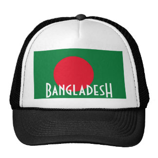 Bangladesh bangladeshi flag souvenir hat