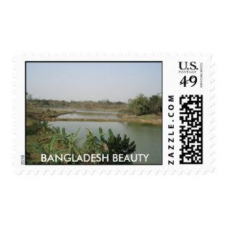 BANGLADESH BEAUTY STAMP