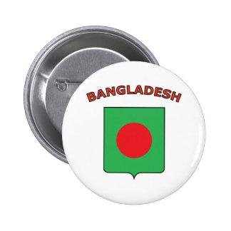 Bangladesh Pinback Button