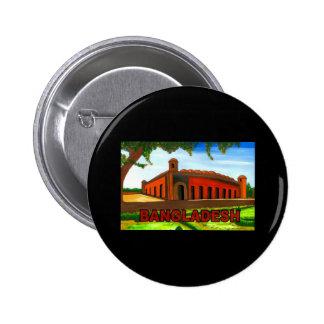 Bangladesh Pinback Buttons