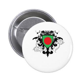 Bangladesh Button