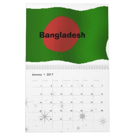 Calendar Bangladesh : Bangladesh calendar zazzle