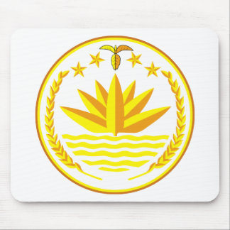 Bangladesh  Coat of arms BD Mouse Pad