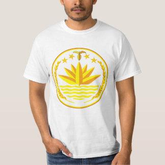Bangladesh Coat of Arms Shirts