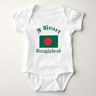 Bangladesh Design Baby Bodysuit