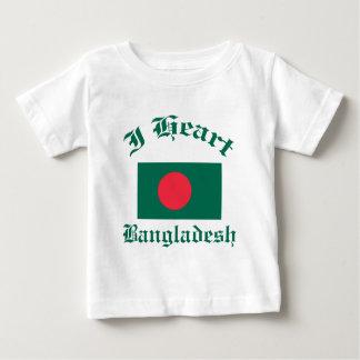 Bangladesh Design Baby T-Shirt