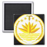 bangladesh emblem fridge magnet