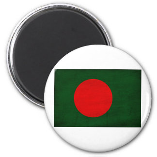 Bangladesh Flag 2 Inch Round Magnet