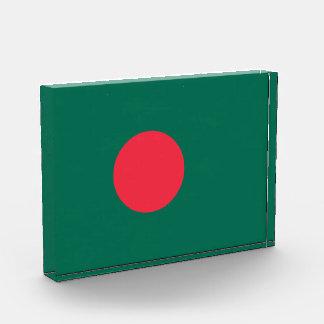 Bangladesh Flag Acrylic Award