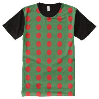 Bangladesh Flag All-Over-Print Shirt