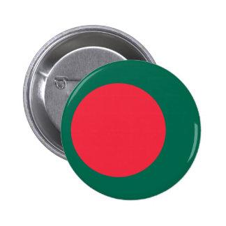 Bangladesh Flag; Bangladeshi; Button