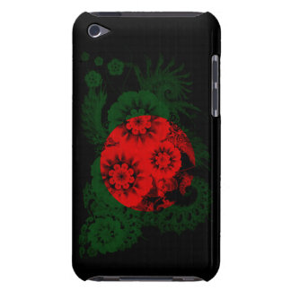 Bangladesh Flag Barely There iPod Cases