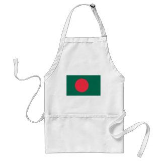 Bangladesh Flag BD Adult Apron