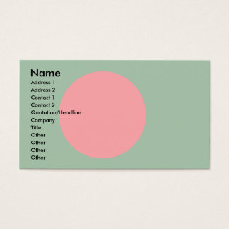 Bangladesh Flag Business Card
