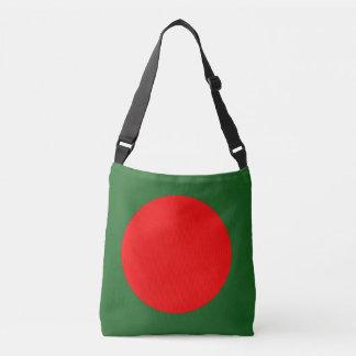 Bangladesh Flag Crossbody Bag