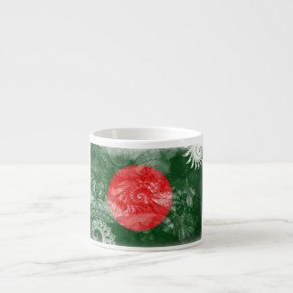 Bangladesh Flag Espresso Cup