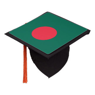 Bangladesh Flag Graduation Cap Topper