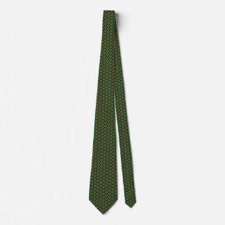Bangladesh Flag Hearts Tie