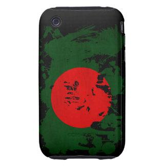 Bangladesh Flag iPhone 3 Tough Cases