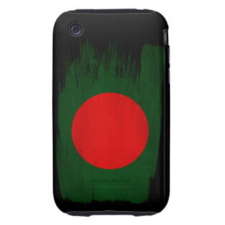 Bangladesh Flag iPhone 3 Tough Covers