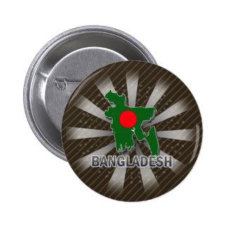 Bangladesh Flag Map 2.0 Buttons